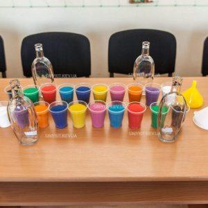 рисунки цветным песком в бутылке для взрослых