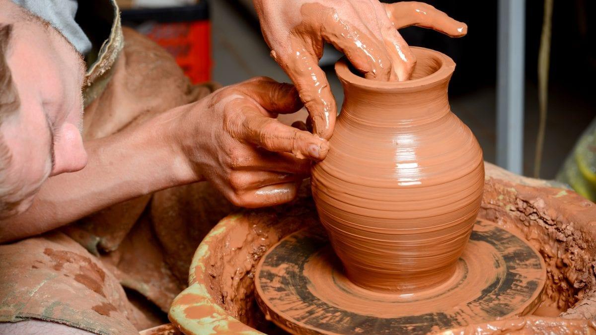 Как сделать глину виде 728