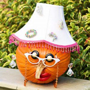 Детский декор тыквы на Хэллоуин 1