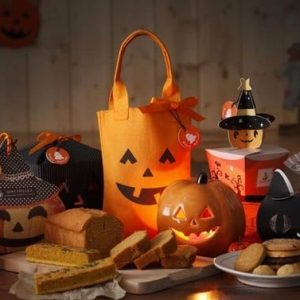 угощение Хэллоуин