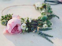 Мастер-класс «Плетение венков из живых цветов»