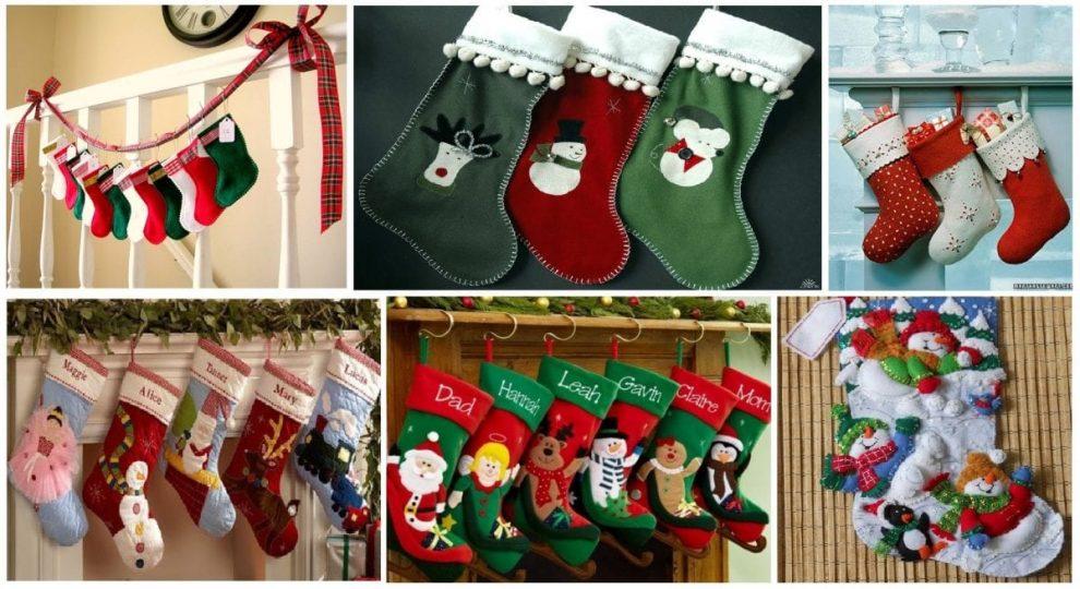 Рождественский носок 1