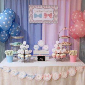 Candy bar для будущей мамы