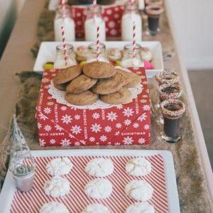 Candy bar на свадьбе 10