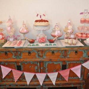 Candy bar на свадьбе 5
