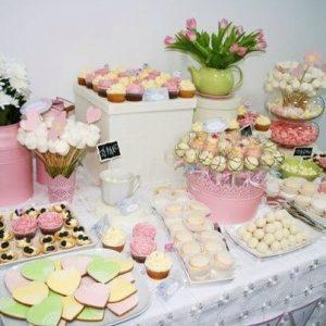 Candy bar на свадьбе 7
