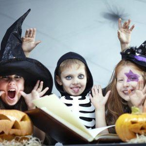 Аквагрим-для-детей-и-взрослых-на-Хэллоуин-в-киеве