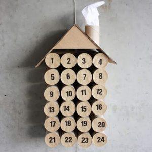 Адвент-календарь своими руками 4