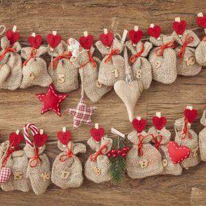 Рождественские календари своими руками для детей киев
