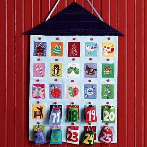 Календарь ребенку своими руками