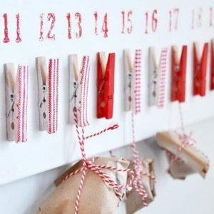 Рождественские календари 4