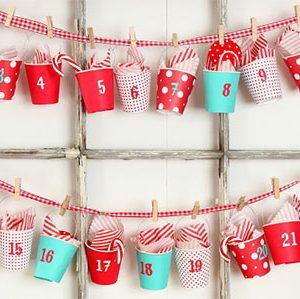 Рождественские календари 5