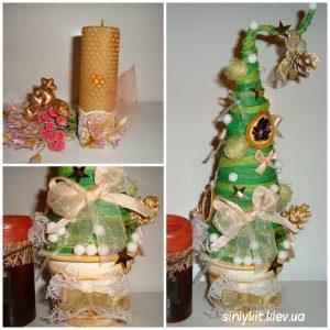 елочка декоративная
