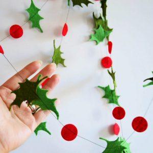 новогоднии гирлянды своими руками 23