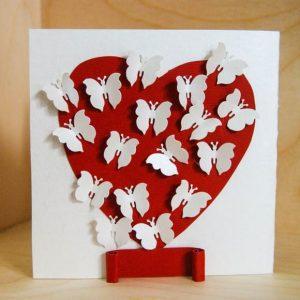 валентинки ко дню святого валентина своими руками 1