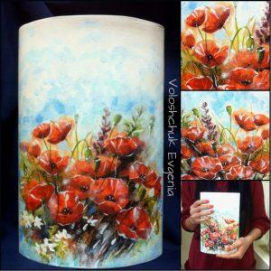 декор вазы своими руками 1