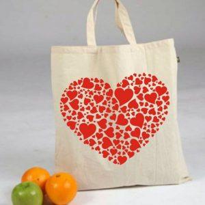 мастер-класс по росписи текстильной сумки 4