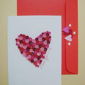 сердечки на день Святого Валентина 3