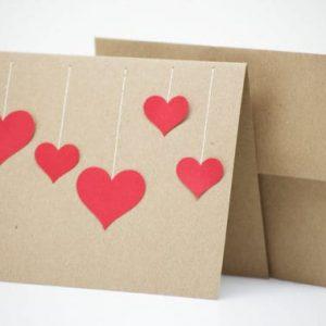 сердечки на день Святого Валентина 5