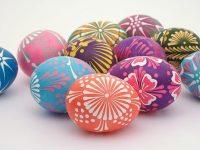 Пасхальная роспись яиц: крашанки, крапанки, дряпанки. Цвета и символы