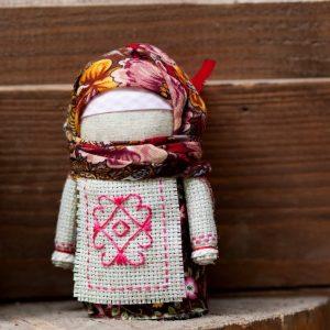 Создание куклы мотанки в киеве 1