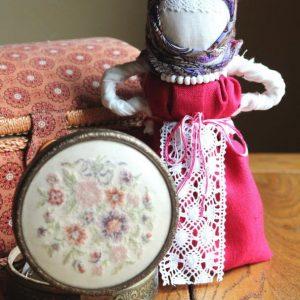 Создание куклы мотанки в киеве