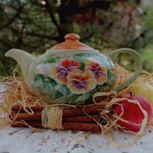 роспись керамических и стеклянных изделий в киеве