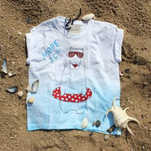 роспись футболки для взрослых в киеве