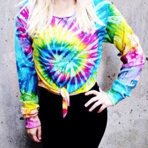 Shirt Technology Tie-Dye