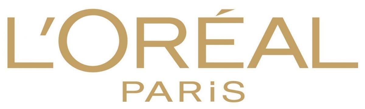 logo loreal paris