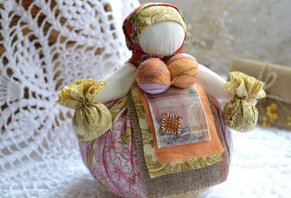 Кукла денежная кубышка своими руками