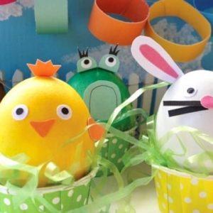 Kids Easter Eggs10 Easter Egg Decorating Ideas For Kids Day Dreamer