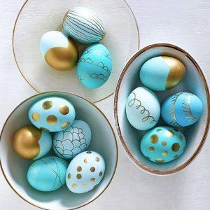 Пасхальные яйца своими руками_7