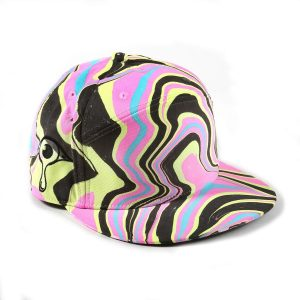 роспись кепки