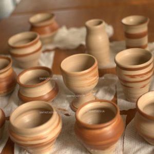 изделие из глины на гончарном круге Ивана купала