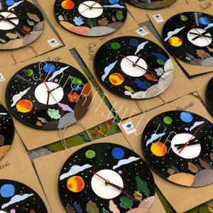 мастер-класс по роспись пластинки в киеве